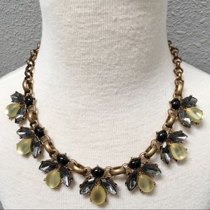 Banana Republic Statement Necklace with Bees